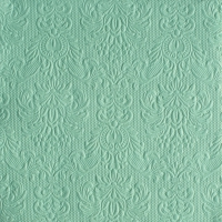 Servietten 40x40 cm - Elegance Pale Aqua