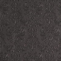 Servietten 40x40 cm - Elegance Dark Grey