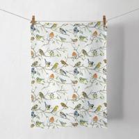 Küchen-Handtuch - Birds Meeting