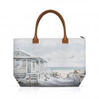 Handtasche - Beach Cabin
