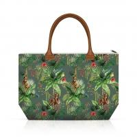 Handtasche - Orangutan Green