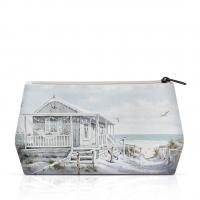 Kosmetiktasche - Beach Cabin