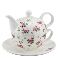 Tea 4 One Evelyn White