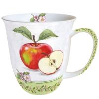 Porzellan-Henkelbecher Mug 0.4 L Apple Blossom