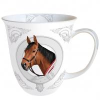 Porzellan-Tasse - Classic Horse