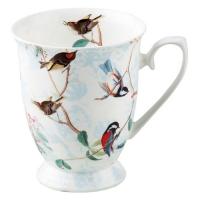 Porzellan-Tasse Birdsong