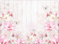 Tischsets - Magnolien-Garten