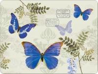 Tischsets - Blue Morpho