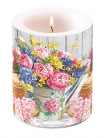 Kerze Candle Big Jardin Boutique