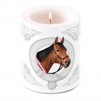 Dekorkerze - Classic Horse