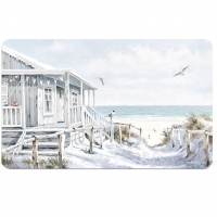Breakfast Tray - Beach Cabin