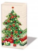 Taschentücher - Weihnachtsbaum