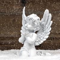 Cocktail Servietten Angel