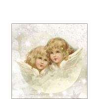Servietten 25x25 cm - Angels