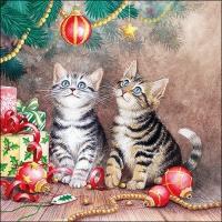 Servietten 33x33 cm - Magic Of Christmas