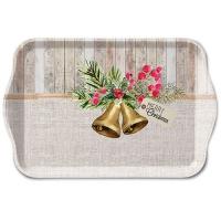 Tablett - Christmas Bells