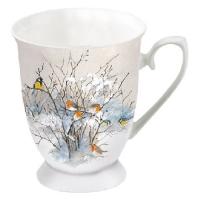 Porzellan-Tasse -  0.25 L Birds On Branches