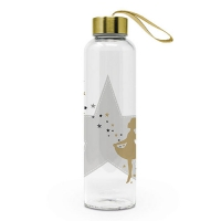 Glasflasche - Make A Wish