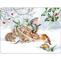 Tischsets - Winter Treat