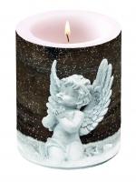 Dekorkerze Angel