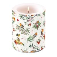 Dekorkerze - Christmas Ornaments