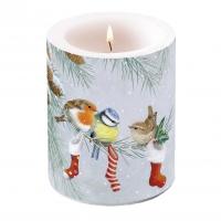 Dekorkerze - Christmas Socks