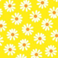 Servietten 25x25 cm - Dancing Daisies gelb
