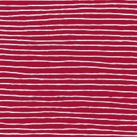 Servietten 33x33 cm - Red Stripe