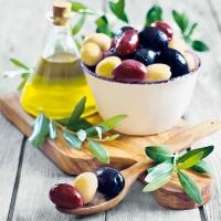 Servietten 33x33 cm - Olive Oil