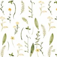 Servietten 33x33 cm - Spring Meadow
