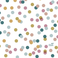 Servietten 24x24 cm - Dream Dots