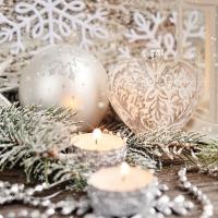 Lunch Servietten Elegant Ornaments