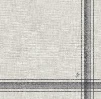 Dunilin Servietten 40x40 cm - Cocina schwarz