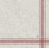 Dunilin Servietten 40x40 cm - Cocina bordeaux