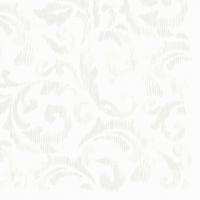 Dunilin Servietten 40x40 cm - Saphira weiß
