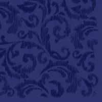 Dunilin Servietten 40x40 cm - Saphira Dunkelblau