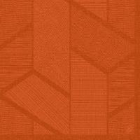 Dunisoft Servietten 40x40 cm - Elwin Mandarin
