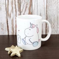 Porzellan-Tasse Tasse Liebe