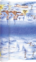 Tablerunners - Christmas Village