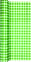 Tablerunners - Karo green