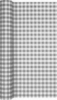 Tablerunners - Karo grey