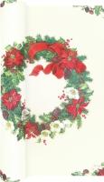 Tablerunners - Christmas Wreath