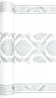 Tablerunners - Elegant silver