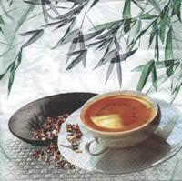 Lunch Servietten Tea Atmosphere