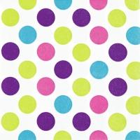 Servietten 33x33 cm - Maxi Dots