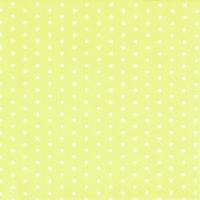 Servietten 33x33 cm - Mini Dots gelb/weiß