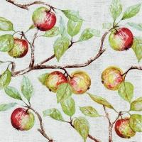 Servietten 33x33 cm - Apple Branches