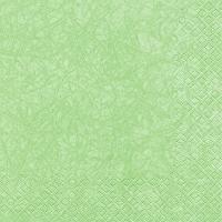 Servietten 33x33 cm - Moderne Farben pastellgrün