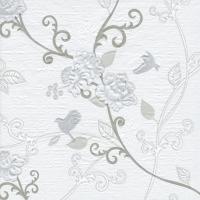 Servietten 33x33 cm - Bridget Stein - Silber