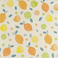 Servietten 33x33 cm - Lemonade